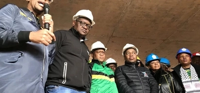 Mbalula: The time of public representatives coasting on their glory is over