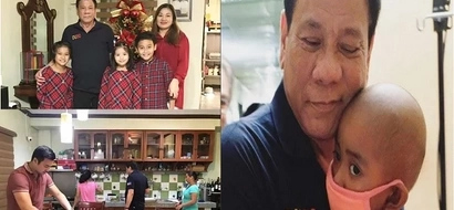 Duterte's Christmas celebration will remind us why we voted for him
