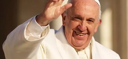 Pope finally comments about Trump's victory
