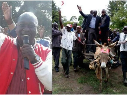 Jubilee MP wants dialogue as he warns Raila means it when he says there will be no election