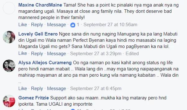 Momzilla pala si Mommy Glo! Sylvia Sanchez has a warning for the son Arjo Atayde's girlfriend