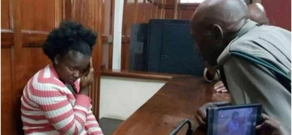 Woman accused of kidnapping babies from Kenyatta National Hospital freed on bail