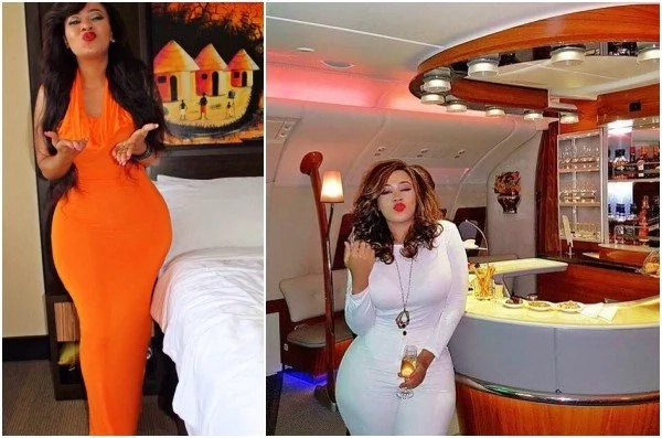 Curvy model Vera Sidika seen lounging in Dubai, shares photos from her expensive trip