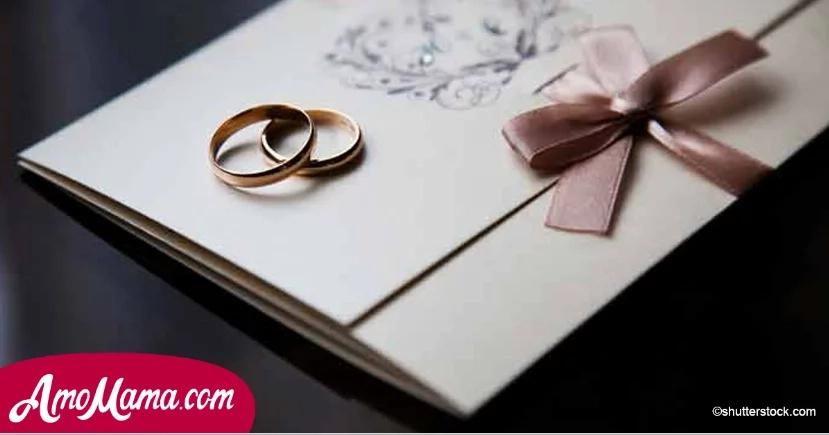 Ellos enviaron una aterradora invitación de boda a todos los asistentes. ¡Lee lo que había en la carta!