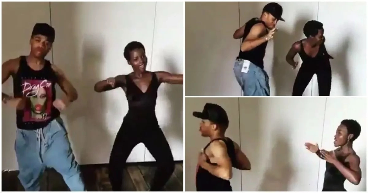 SEE this delightful video of Lupita Nyong'o dancing will make your day (photos, video)