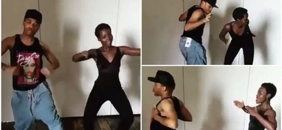 She can dance! This ADORABLE video of Lupita Nyong'o dancing will make your day (photos, video)
