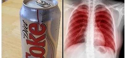Deja de beber refresco ya o esto es le pasará a tu cuerpo