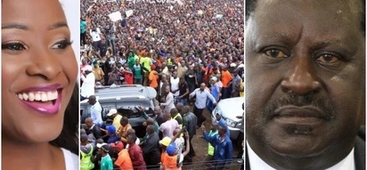 Top Citizen TV anchor cries foul after robbery incident during NASA rally