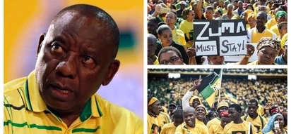 Ramaphosa fails to unite ANC as factionalism still threatens to split party