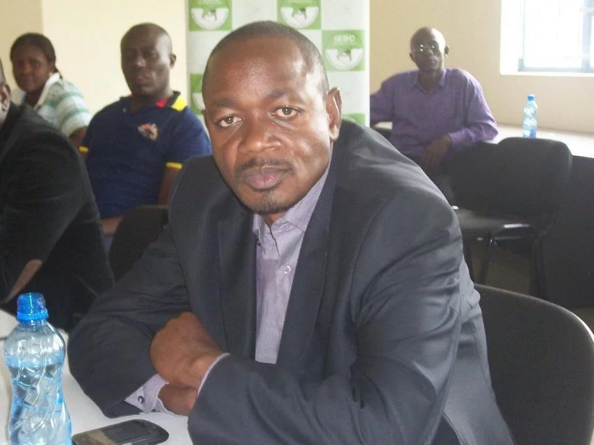 Former journalist speaks hours after he was fired by Ababu Namwamba