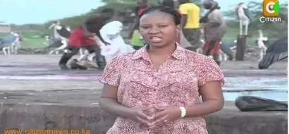 Citizen TV's reporter speaks after failing to help pregnant woman in labour who lost her child