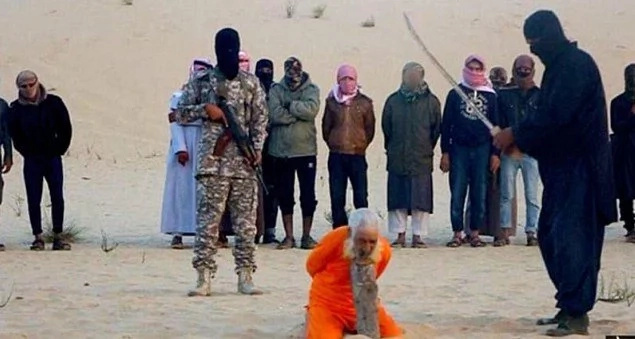Muslim Priest BEHEADED By Muslim Extremists