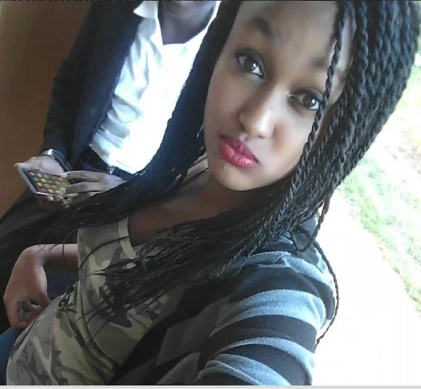 Check out these photos of Faith Turi, the Eldoret girl who has broken the internet