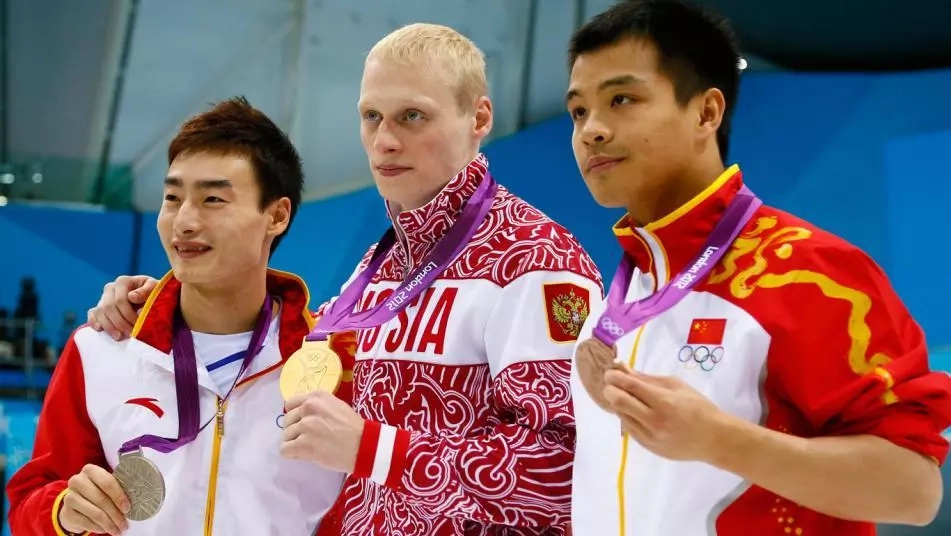 Ilya Zakharov dives to a perfect zero at Rio