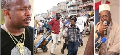 Nairobi governor Evans Kidero runs into Mike Sonko supporters in Eastleigh with INTERESTING results