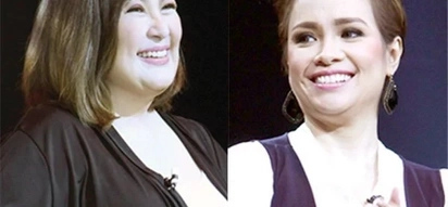 Find out what Lea Salonga has to say about the Megastar's transformation!