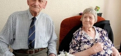 Couple that were married for 56 years die just three days apart from each other (photos)