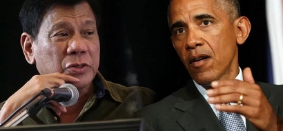 Duterte to Obama: 'You must be respectful'