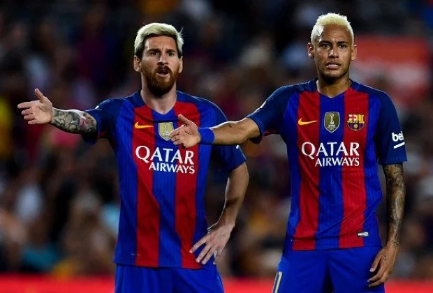 Bracelona legend Xavi reveals the two players who will replace Cristiano Ronaldo and Lionel Messi