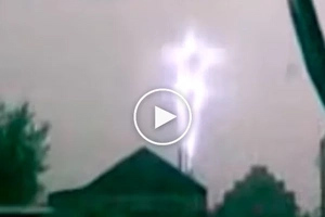 Netizen claims that he spotted Jesus and shares this video