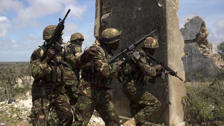KDF soldiers salaries revealed