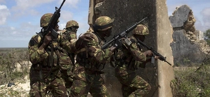 KDF Somalia Border Security Gets A Beef Up To Fight Against Al-Shabaab