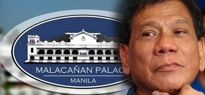 Palace condemns Duterte over comments on media killings