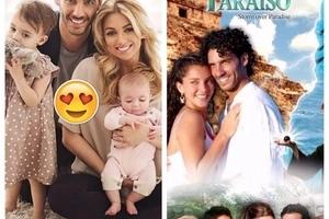 Meet the beautiful family of Storm over paradise actor Erick Elias (photos)