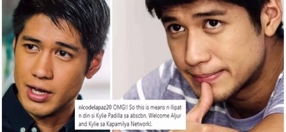 """Aljur Abrenica spotted in ABS-CBN compound, ignites speculations of jumping fence: """"Kapamilya na ba siya?"""""""