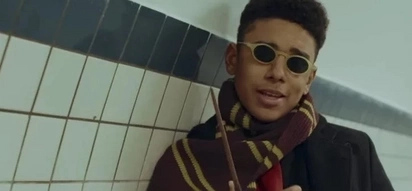 """Black Magic"" Harry Potter Rap Is Taking The Internet By Storm"