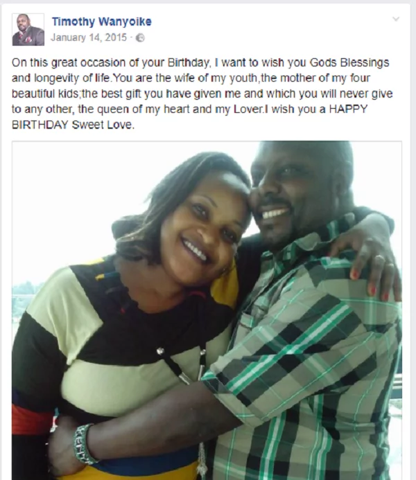 How Nyeri pastor used to fool his wife before being busted with his sister-in-law (photos)