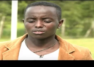 How a young Kenyan man studied in a girl school for 4 years