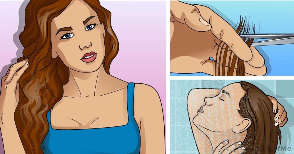 7 simple ways to help hair grow longer