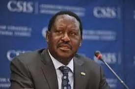 Ni kweli kuwa Raila Odinga aliomba pesa za kampeni Uingereza?