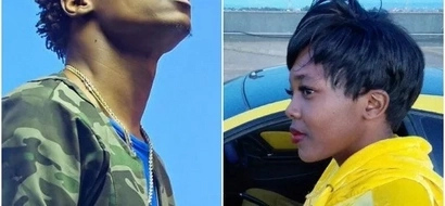 You have seen Eko Dyda's super-cool rapper kids, but have you seen his drop-dead gorgeous wife? (Photos)