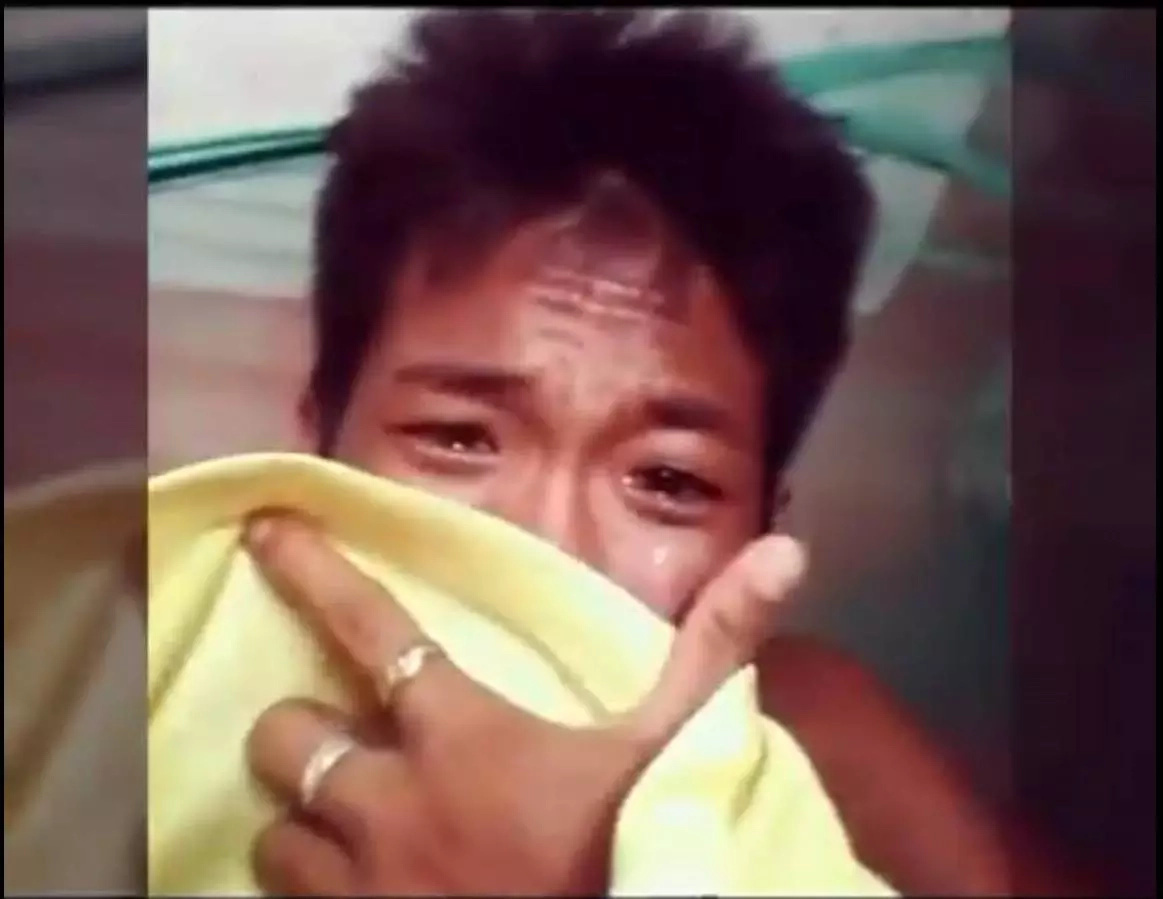Viral Pinoy teenager talks to women who hurt him in dramatic video