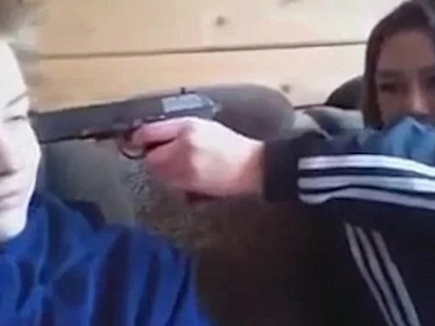 Two Russian Teens Stream Shootout With Police In Their Final Hours