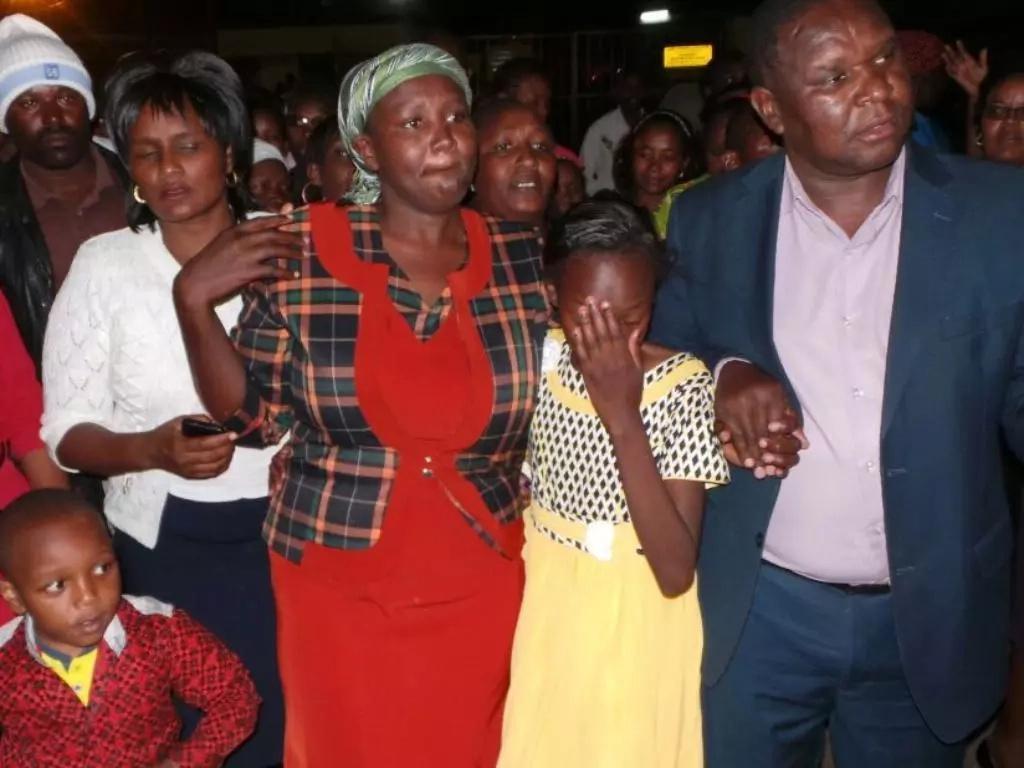 Kenyan woman rescued from Somali pirates