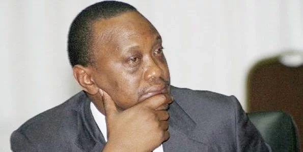 President Uhuru Kenyatta finally shows signs that he has given up on corruption