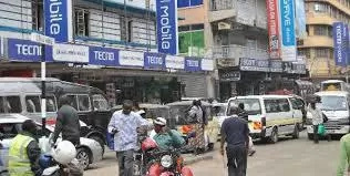 Thief beaten senselessly in Nairobi after stealing phones