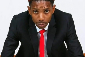 While everyone is mourning about Trump's victory, this is the DEEP lesson comedian Eric Omondi learnt