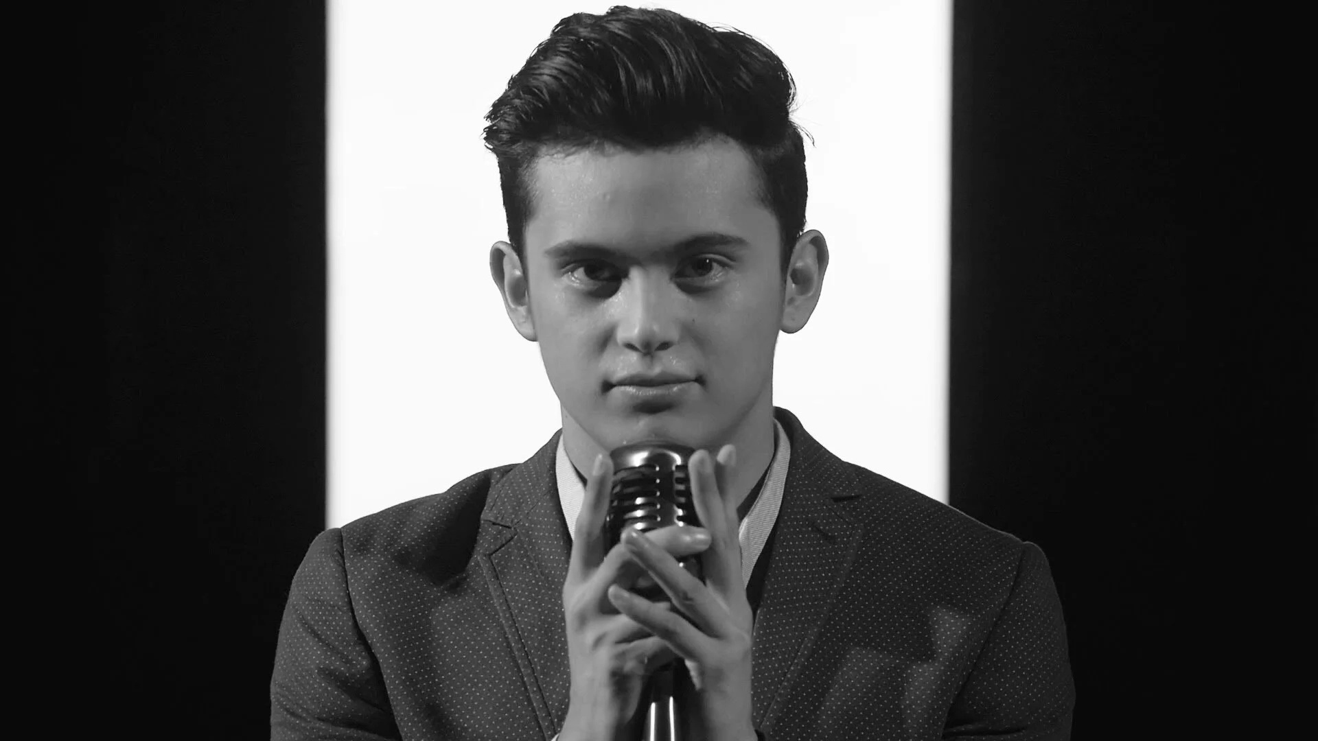 James Reid's true passion in life is singing
