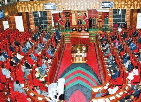 List:Jubilee's big names lined up for position of Senate Speaker