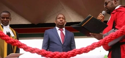 Governor Mike Sonko 'fires' Nairobi water board directors a day after assuming office