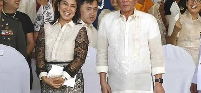 Duterte-Robredo first meeting: Awkward!