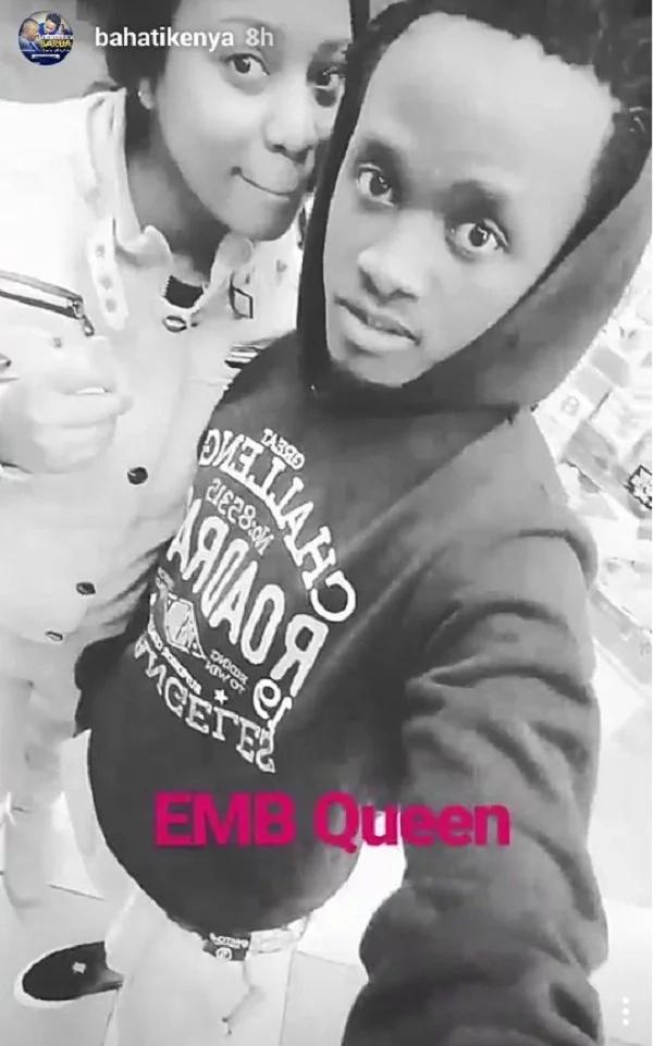 Je, umemwoma mchumba wake Bahati, Diana Marua bila ya 'make up'? (picha)