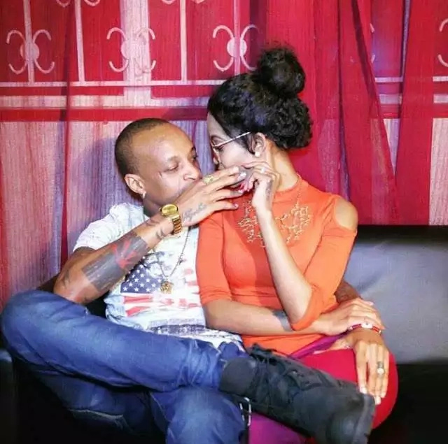 This is the shocking thing Prezzo's ex-girlfriend has decided to do with her body after dumping rapper