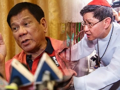 Cardinal Tagle speaks out on KILLINGS under Duterte administration