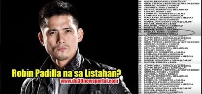 Robin Padilla is on the