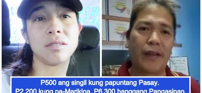 Nahuli na! Taxi driver caught on viral video scamming NAIA passengers may lose driver's license